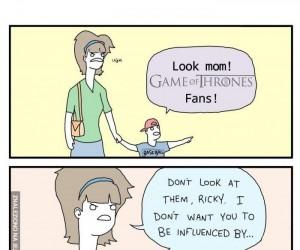 Już za późno, mamo
