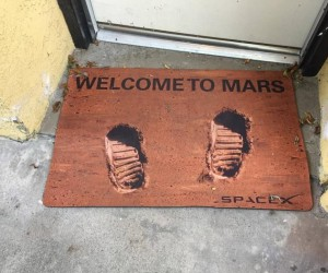 Witamy na Marsie