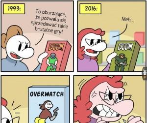 Nowe wyzwanie dla przeciwników gier video
