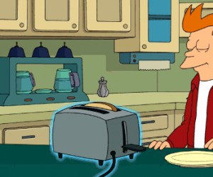 Ten toster jest porąbany