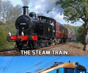 Najsłynniejsze pociągi
