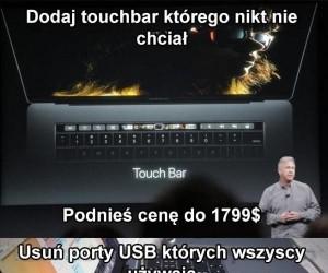 Apple - Janusze biznesu