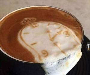 Artystyczna kawa