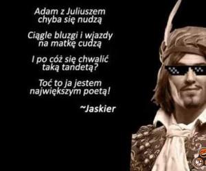 Największy poeta