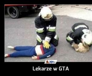 Lekarze w GTA