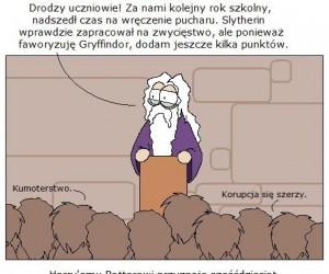 Punkty dla Gryffindoru