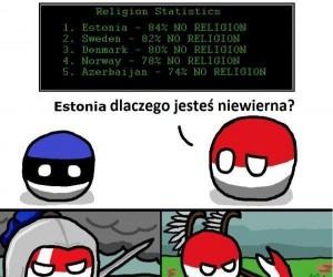Niewierna Estonia
