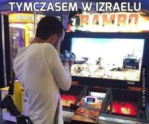 Tymczasem w Izraelu
