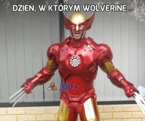 Dzień, w którym Wolverine...