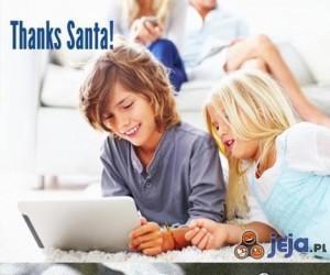 Dziękuję Ci, Mikołaju!