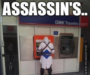 Assassin's Greed