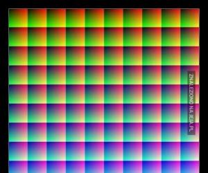 Tak wygląda milion kolorów