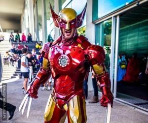 Iron Wolverine!