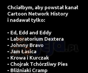 Cartoon Network History