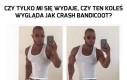 Crash Bandicoot w rzeczywistości