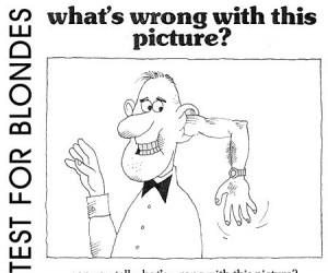 Test IQ - Błąd na obrazku