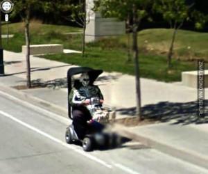 Google Maps...
