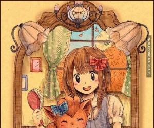 Pokemonowe ilustracje