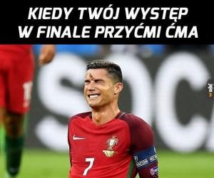 Ronaldo przyćmiony