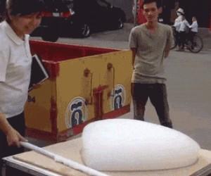 Bańki z pianki