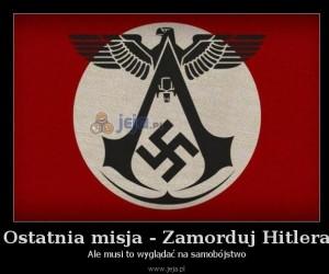 Ostatnia misja - Zamorduj Hitlera