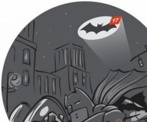 Batman idzie z duchem czasu