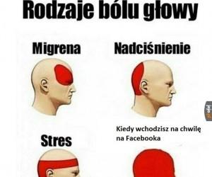Prawdziwy ból głowy