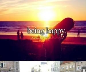 Być szczęśliwym