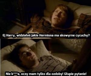 Harry Potter - usunięta scena