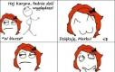 Jestem kobietą, po co logika?