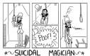 Magik samobójca