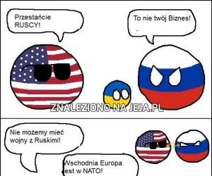 USA (prawie) zawsze pomoże...