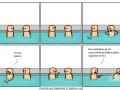 Baton na basenie
