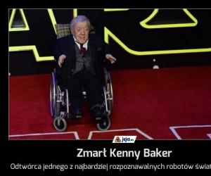 Zmarł Kenny Baker