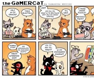 W co grają małe kotki