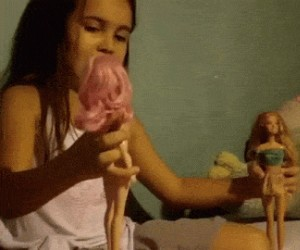 Opętana lalka