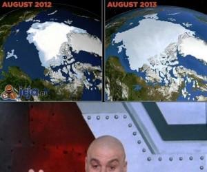 """""""Globalne ocieplenie""""?"""