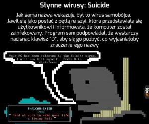 Wirus samobójca