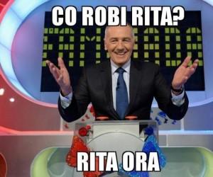 Co robi Rita?