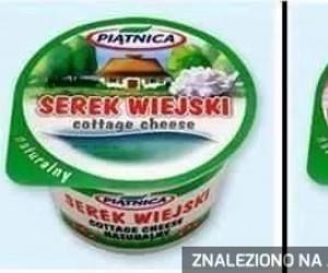 Serek wiejski i serek miejski