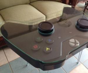 Stół prawdziwego gamera