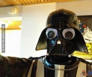 Nawet Vader jest zabawniejszy z oczami