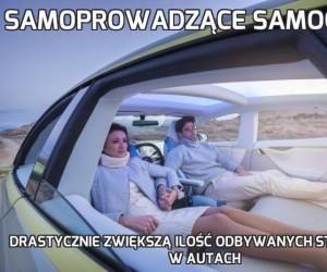 Samoprowadzące samochody