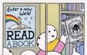 Książka jest portalem do innego świata