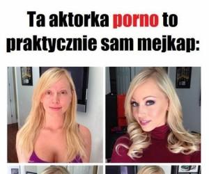 Makijaż działa cuda