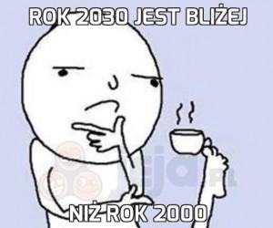 Rok 2030 jest bliżej