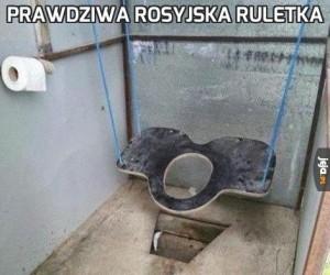 Prawdziwa rosyjska ruletka