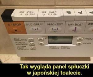 Ach, ta Japonia