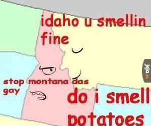 Czy to ziemniaki?