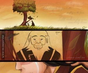Jak liście z drzewa